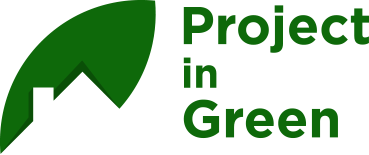 Project in Green logo